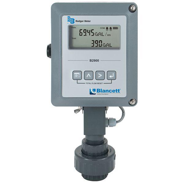 Monitor de flujo Blancett® serie B2900