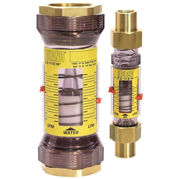 EZ-View® Flow Meter