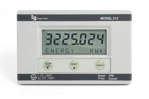 Heat calculator type 212