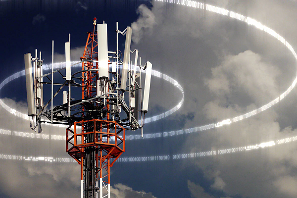 Smart Water Solutions Cell Tower