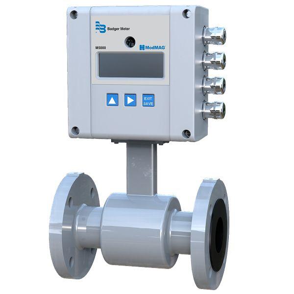 Medidor de flujo electromagnético ModMAG® M5000
