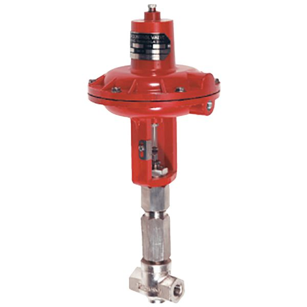 Type 808 Bellows Sealed Global Control Valve