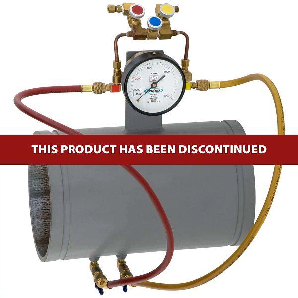 Système de pompe à incendie à venturi en PVF