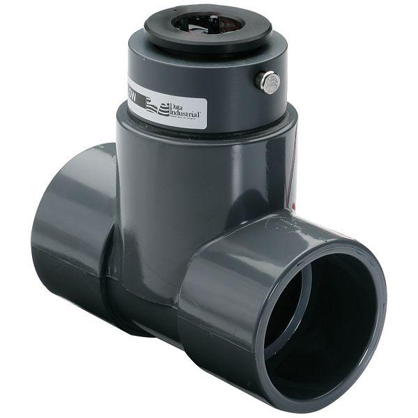 Series 228PV PVC Tee Industrial Flow Sensors
