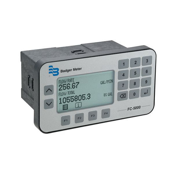 Ordinateur de gestion du débit Cox® FC-5000