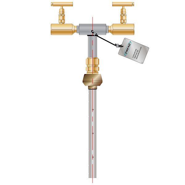 Medidor de flujo anular Ellipse® modelo AR
