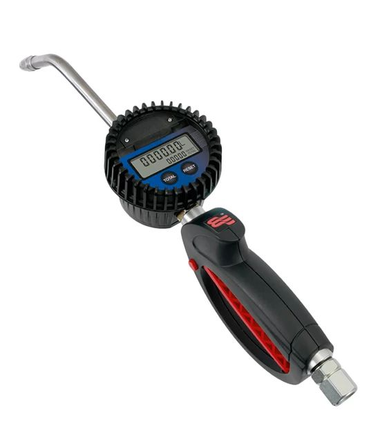 Medidor electrónico con extremo para manguera LM OG-CNDK