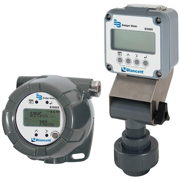Monitor de flujo Blancett® serie B3000