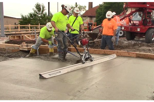 Concrete Production & Consolidation