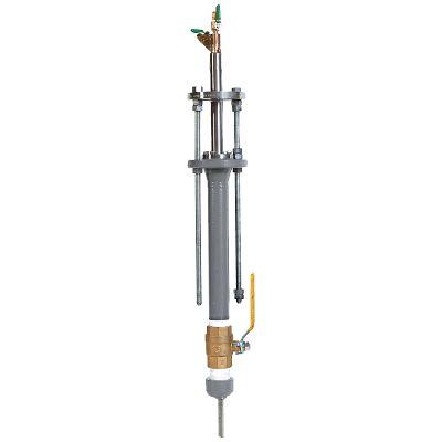 Débitmètre annulaire à piquage en charge et tige double Ellipse® modèle BHL