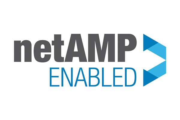 netAMP Enabled Logo