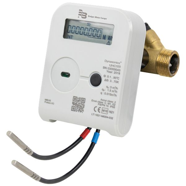 UHC100 Ultrasonic Thermal Energy Meter