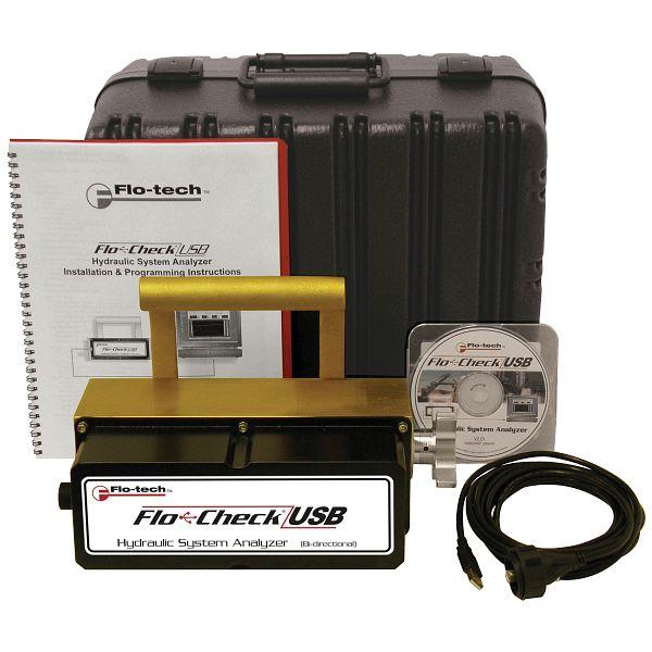 Testeur hydraulique portatif Flo-Tech