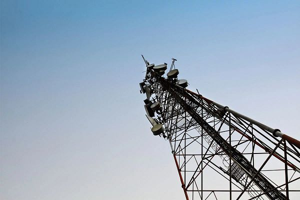 Tour de réseau cellulaire