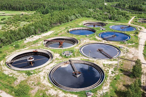 Water & Wastewater Treatment Facility