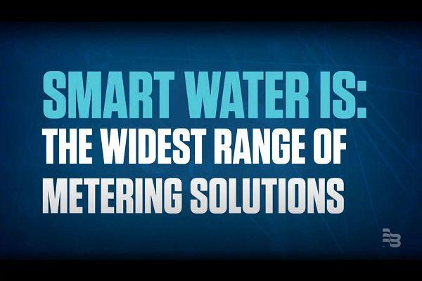 Smart Water is Widest Range