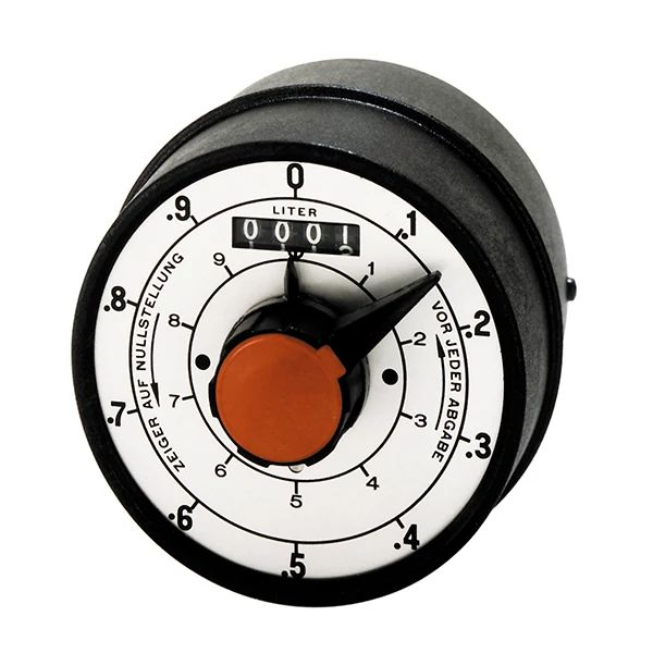 Mechanical in-line meter LM UH-M