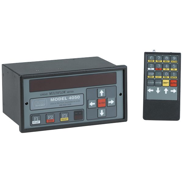 Computadora de flujo Cox® modelo 4050