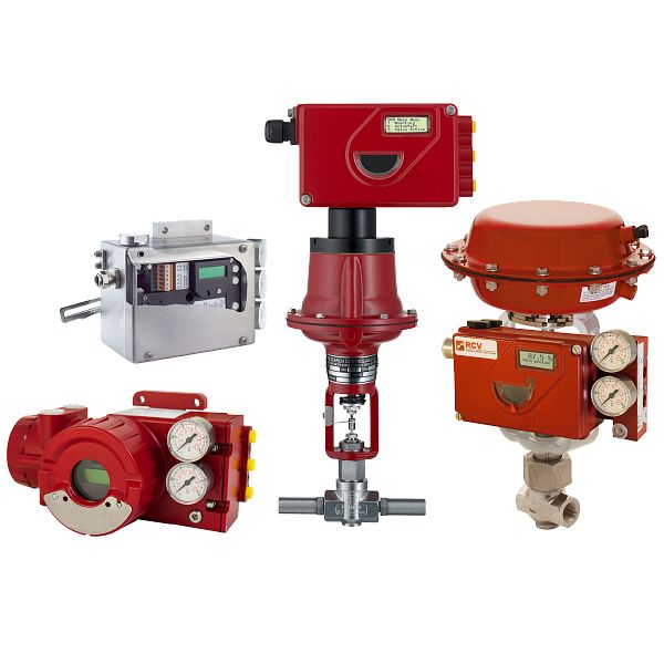 SRD/SRI Valve Positioners
