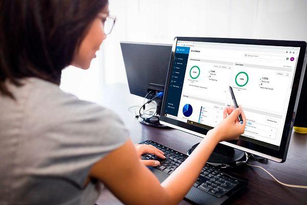 User Accessing BEACON AMA Software as a Service