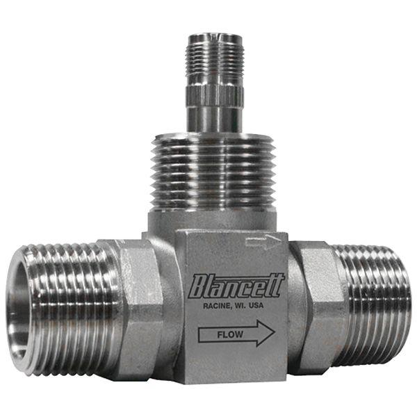 Medidor de flujo tipo turbina Blancett® modelo 1100