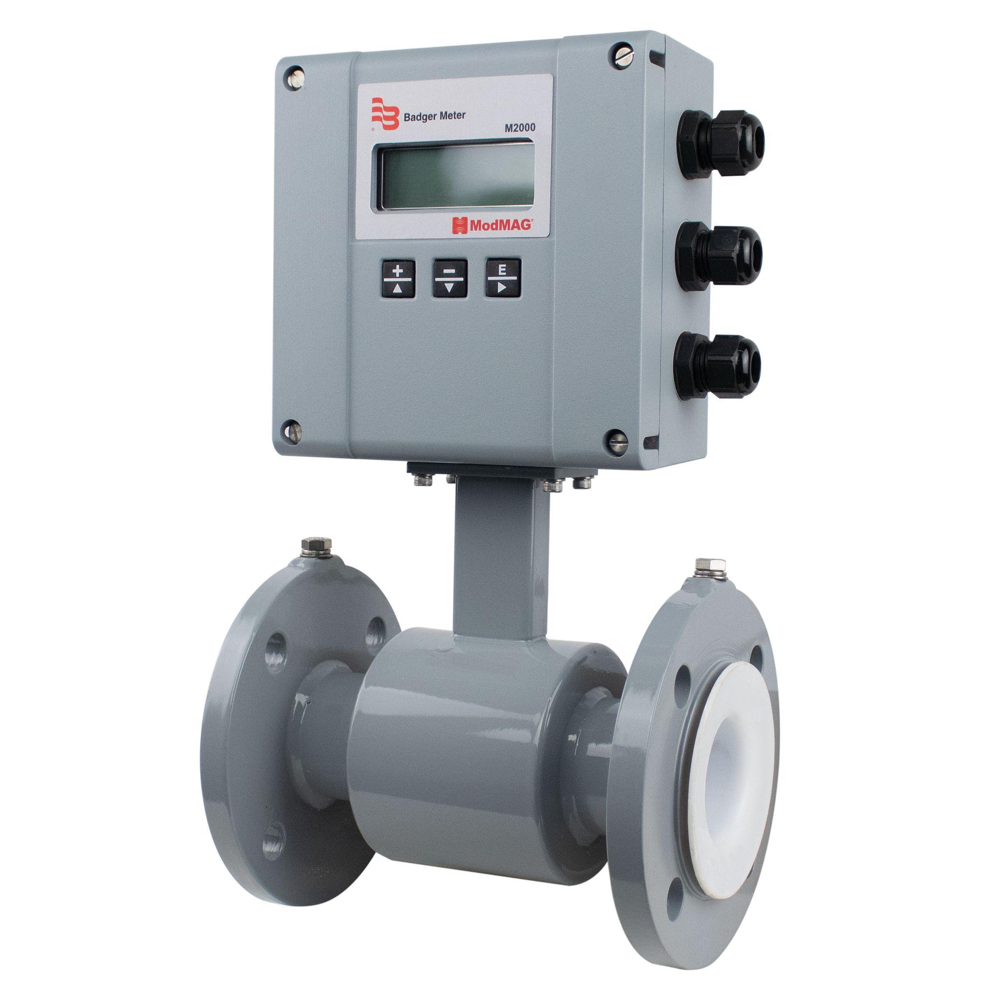 Débitmètre électromagnétique ModMAG® M2000