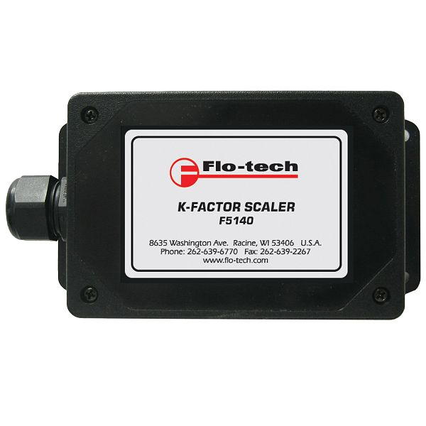 Flo-tech K-factor Scaler