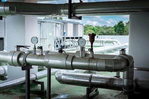 Agua de condensador
