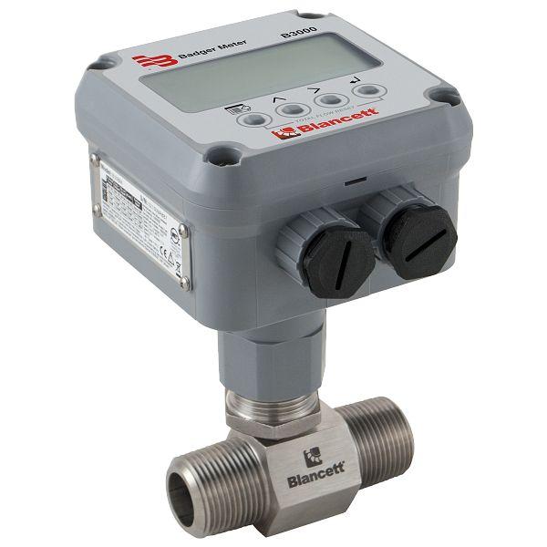 Medidor de flujo tipo turbina Blancett® B1500