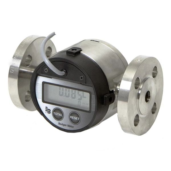 Precision oval gear meter series LM OG I stainless steel