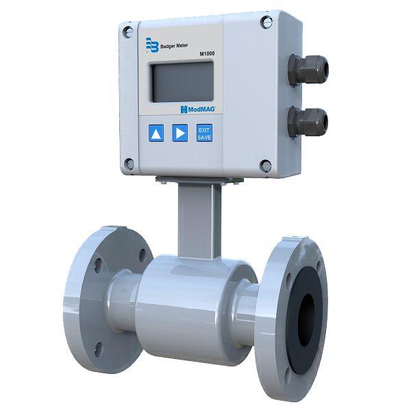 Medidor de flujo electromagnético ModMag® M1000